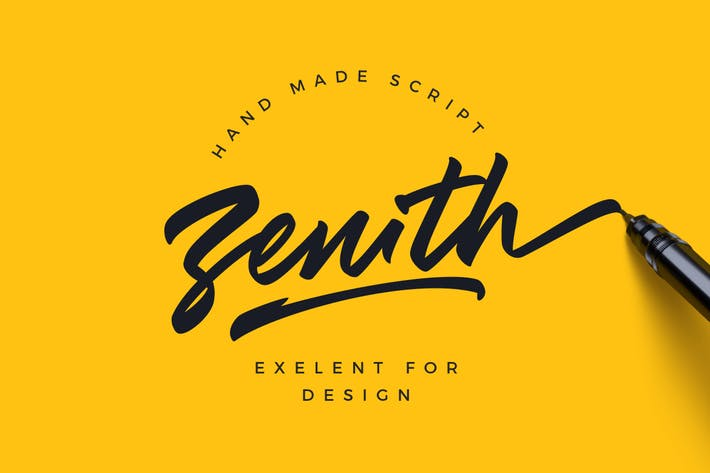 Cover Image For Zenith Script
