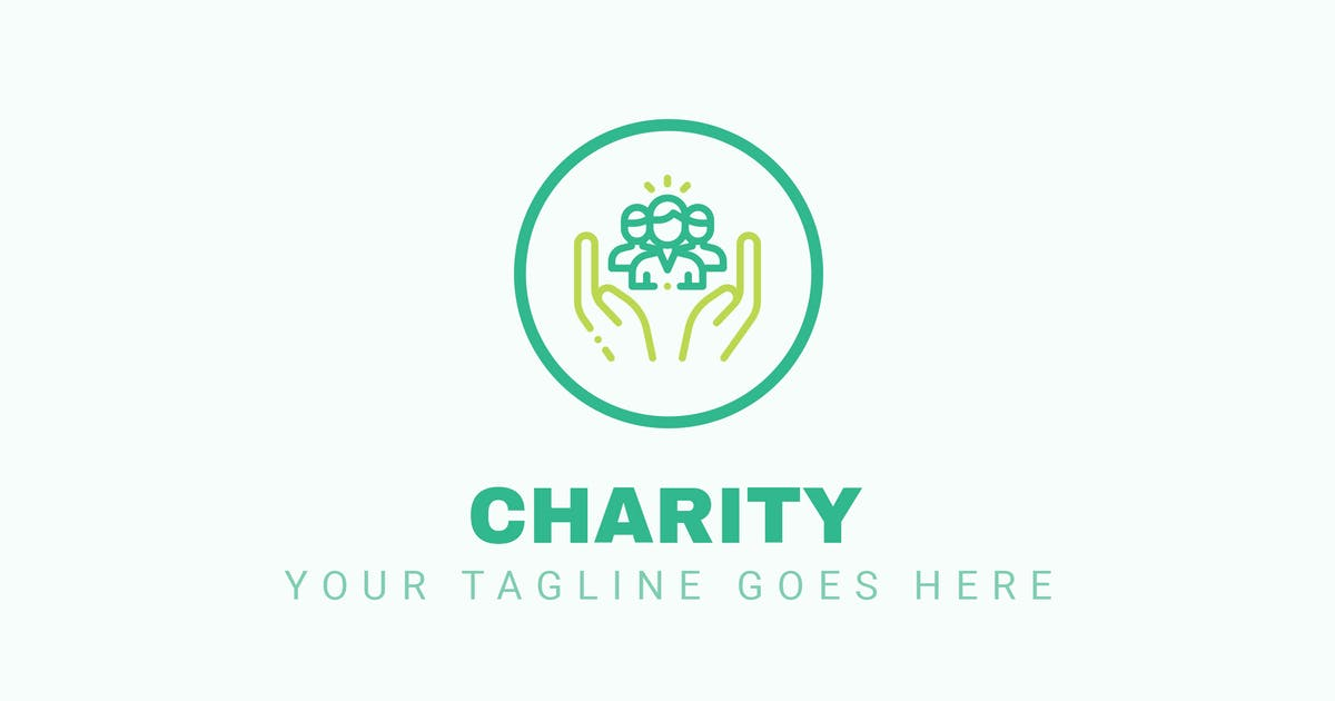 Download Charity - Creative Logo Template by ThemeWisdom