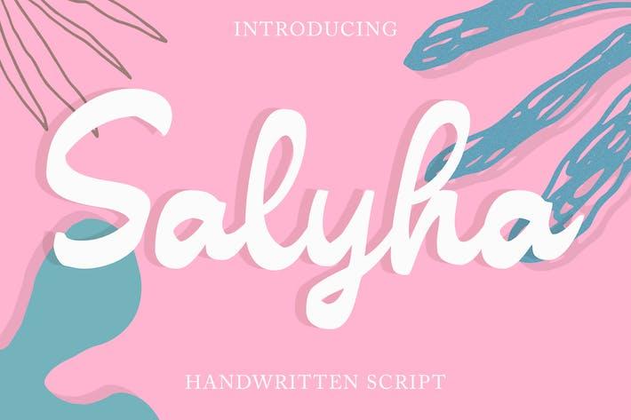 Thumbnail for Guión Salyha