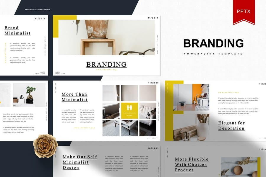 Branding | Powerpoint Template