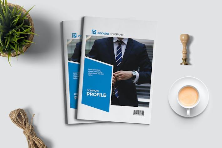 Thumbnail for PECADO - Corporate Brochure