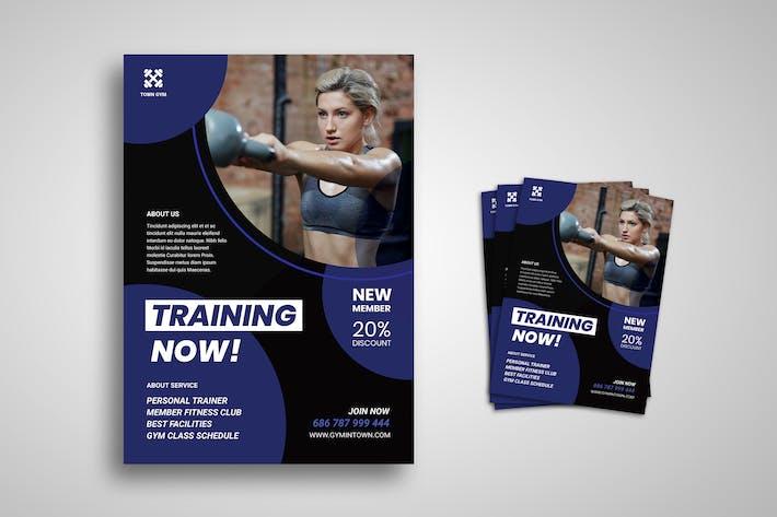 Thumbnail for Training Flyer