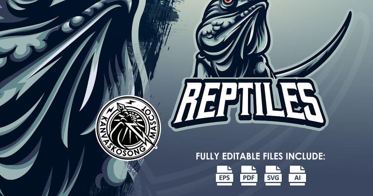Download Reptiles by kanvas_kosong