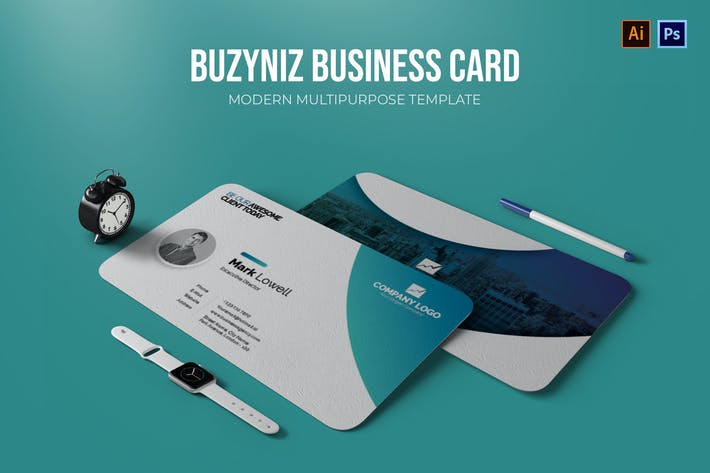 Thumbnail for Buzyniz - Business Card