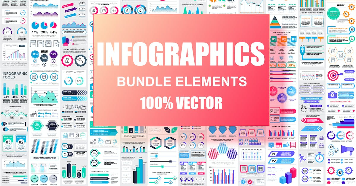Download Infographic Elements Template Info Graphics by alexdndz