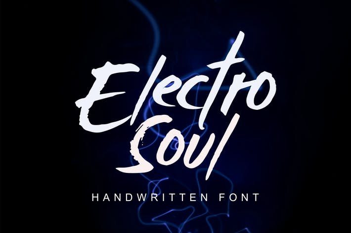 Cover Image For Electro Soul