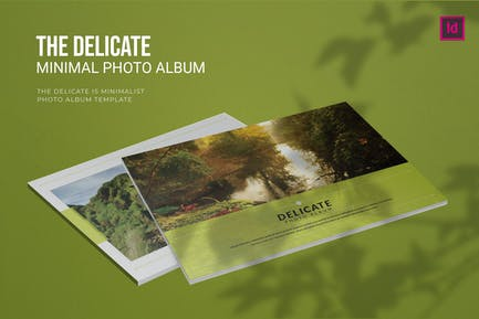 Delicate - Photo Album