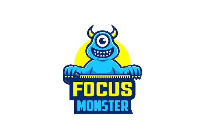 Focus Monster Logo