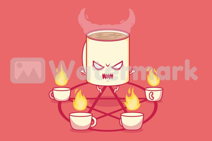 Thumbnail for Evil Coffee