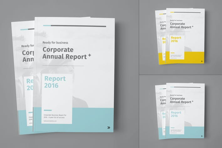 2 575 annual report templates 2018 print templates compatible with