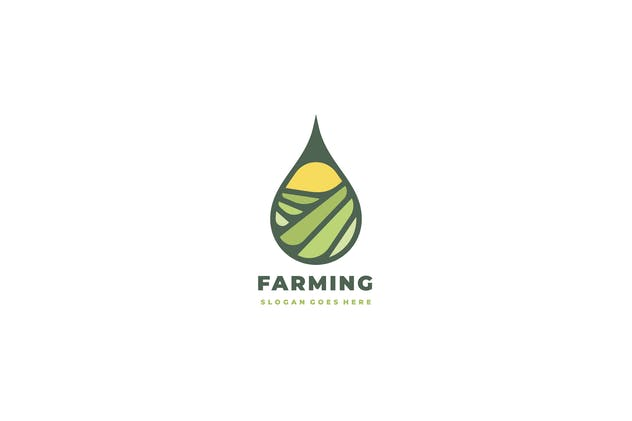 Agriculture and Farming Logo - product preview 1