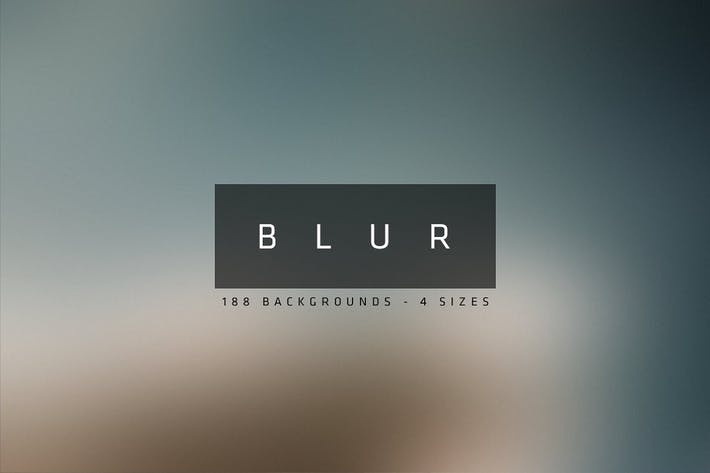Thumbnail for Blur - Blurred Backgrounds