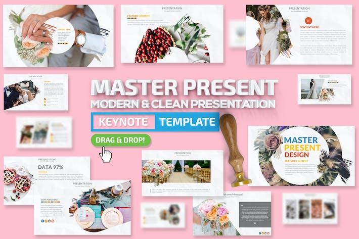 Thumbnail for Master Keynote Presentation