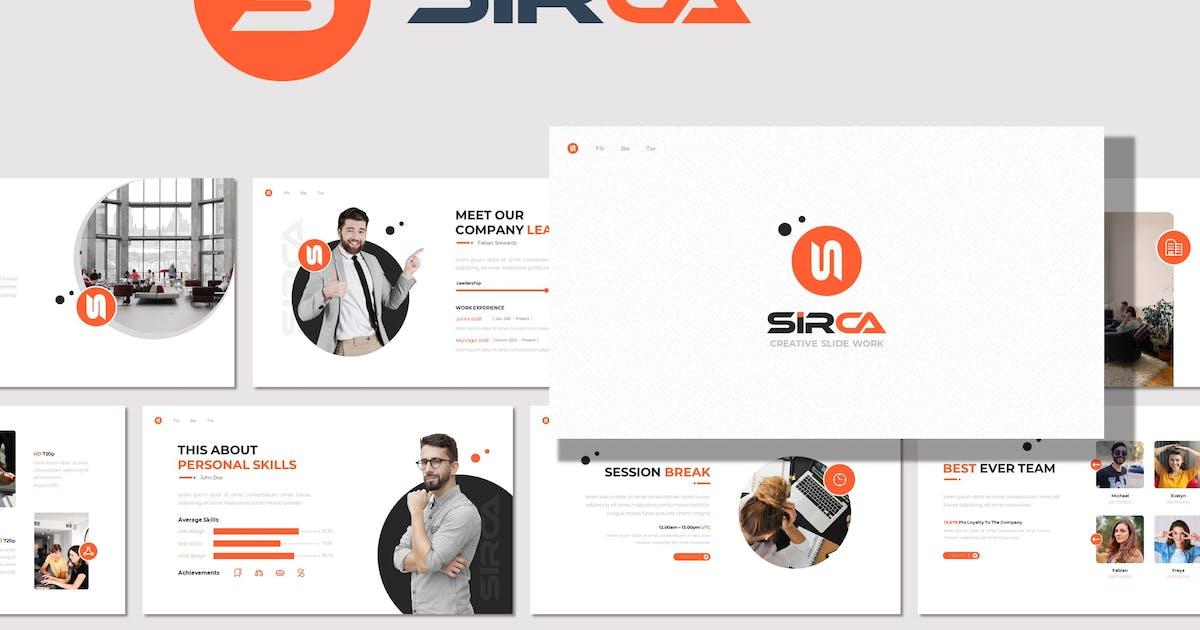 Download Sirca - Multipurpose Keynote Template by invisualstudio
