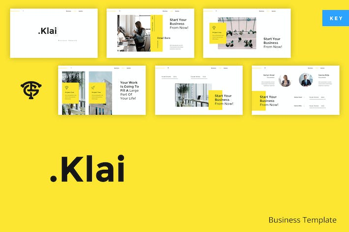 Thumbnail for Klai Business - Keynote