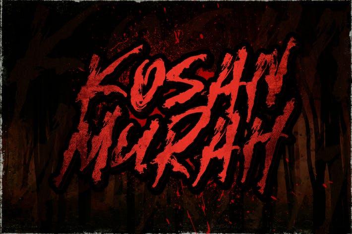 Thumbnail for Kosan Murah - Fuente de terror