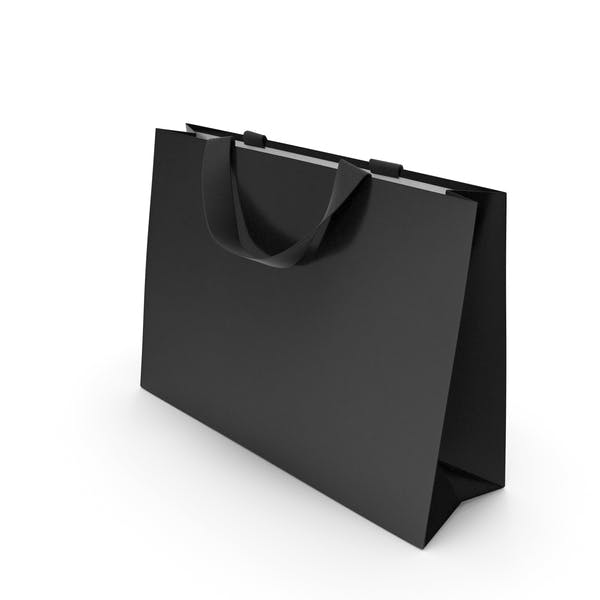 Пакет маленький черный