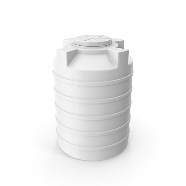 Thumbnail for Plastic Storage Tank White