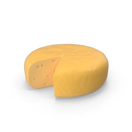 Rueda de queso suizo