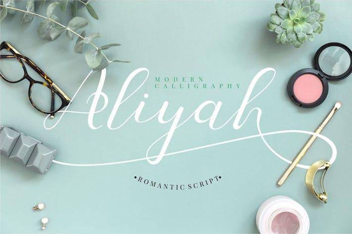 Aliyah - Script romantique