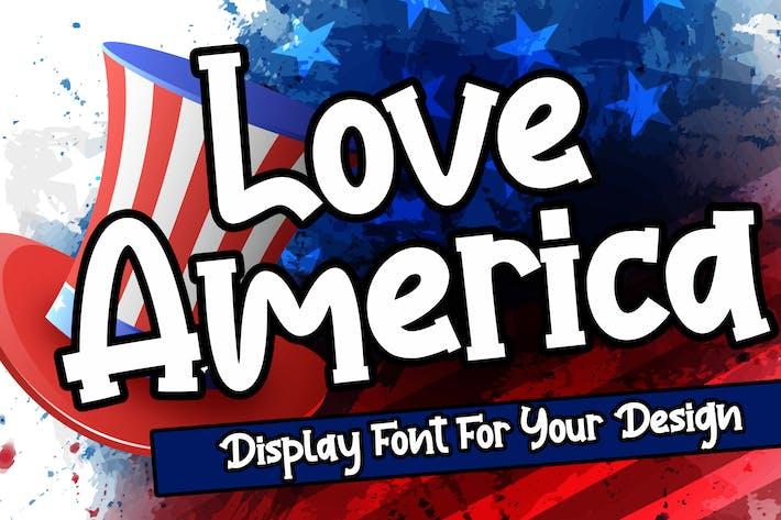 Люблю Америку!