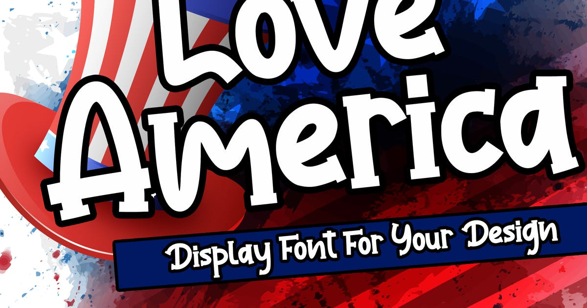 Download Love America! by Stefaniletter
