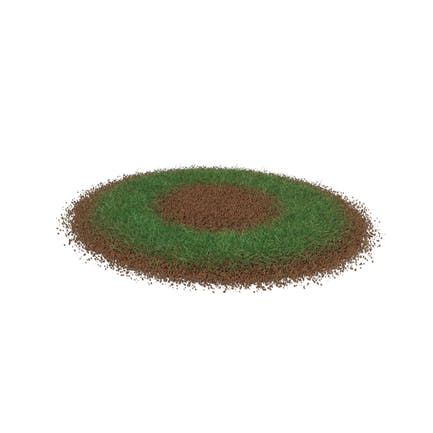 Grass & Dirt Shape