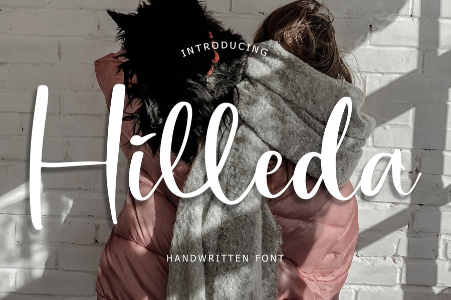 Hilleda Handwritten Font