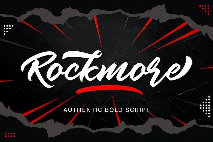 Thumbnail for Rockmore - Guión audaz auténtico