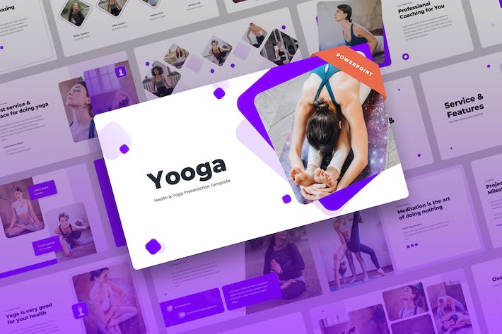 Yooga - Yoga Power Point Presentation