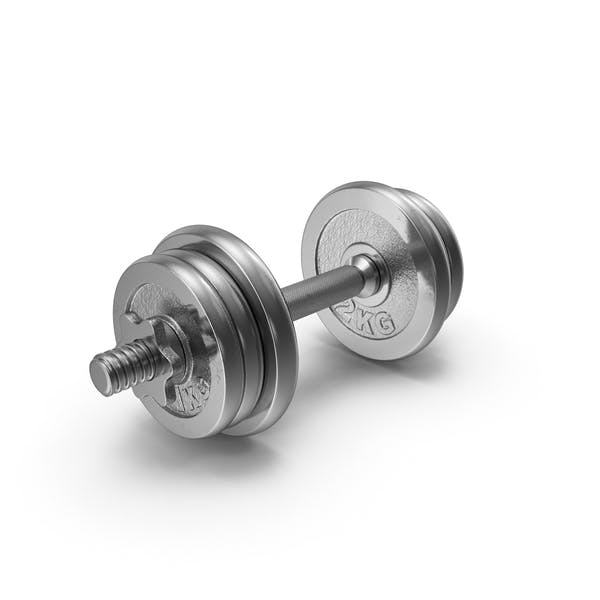 Chrome Dumbbell