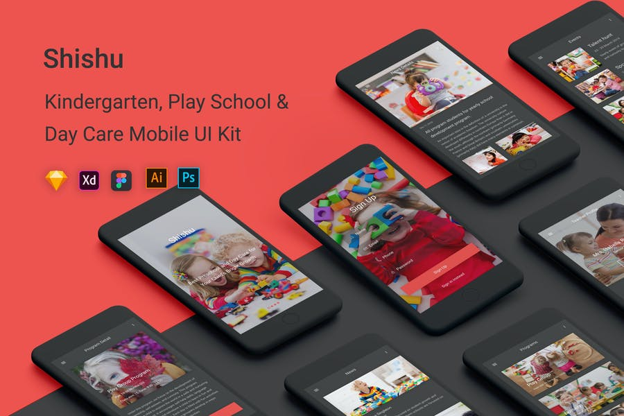 Shishu - Kindergarten & Play School Mobile App