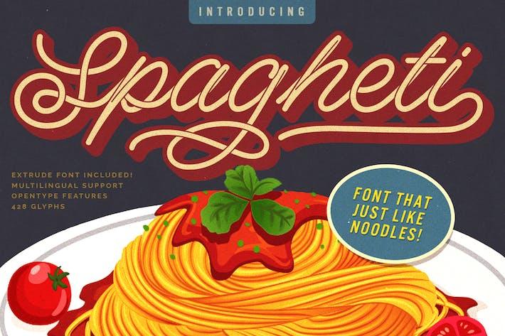 Script spagheti