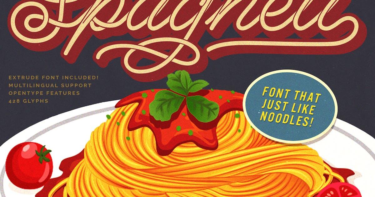 Download Spagheti Script by hptypework