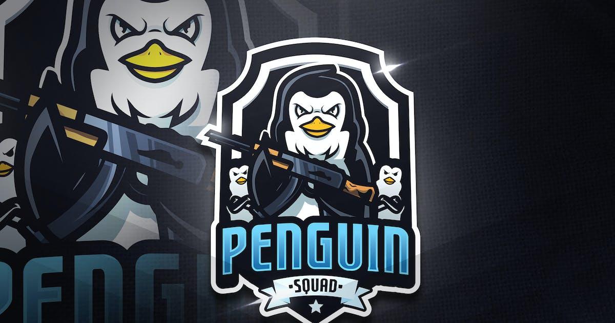 Download Penguin Squad - Mascot & Esport Logo by aqrstudio