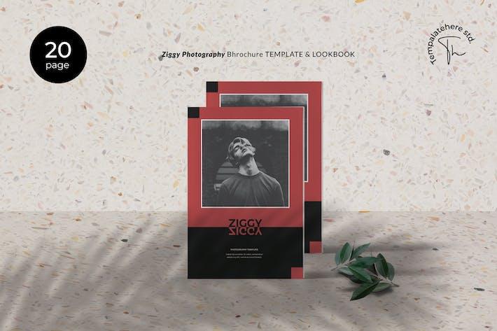 Thumbnail for Ziggy Photograph Brochure