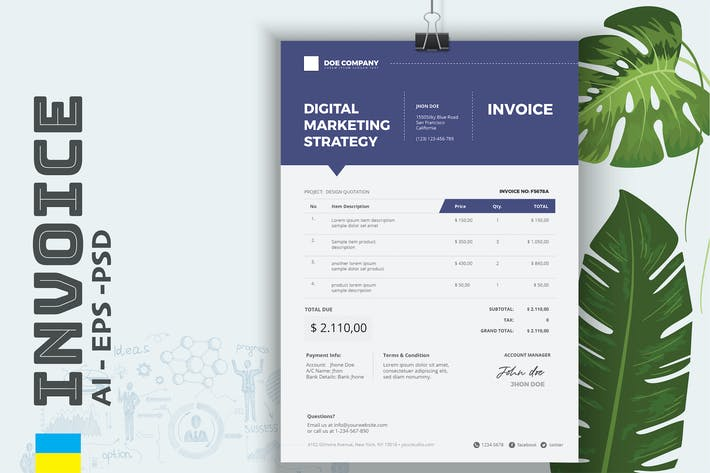Invoice Business Pro
