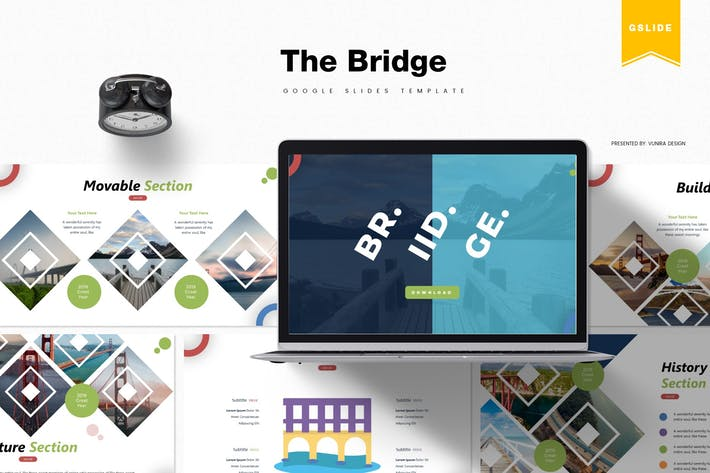 Download 11 Landmark Presentation Templates - Envato Elements