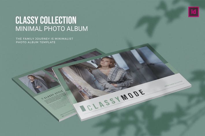 Thumbnail for Classy Collection - Photo Album