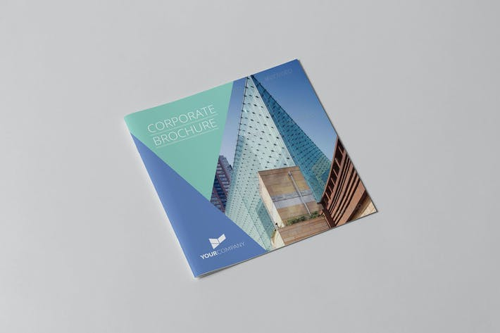 Thumbnail for Corporate Square Brochure