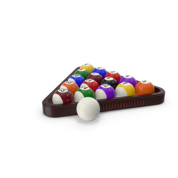 Thumbnail for Billiard Balls