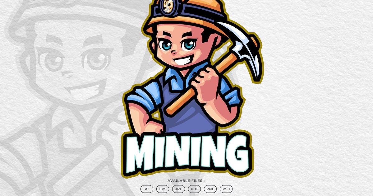 Download Mining Worker by yogaperdana7