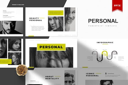 Personal | Powerpoint Template