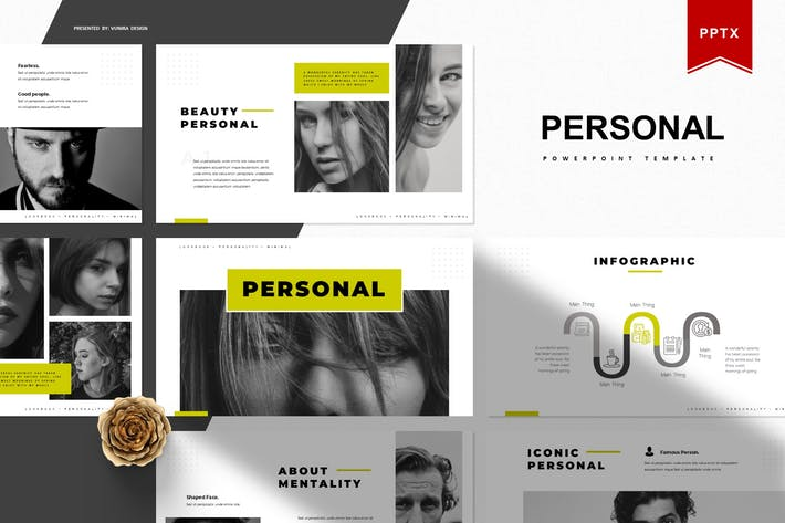 Thumbnail for Personal | Powerpoint Template