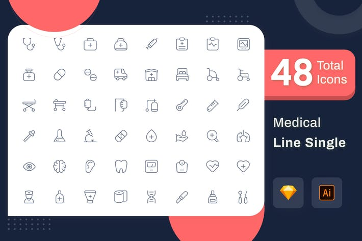Thumbnail for Line Senja - Medical