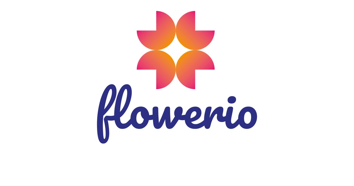 Download Flowerio Logo by uispot