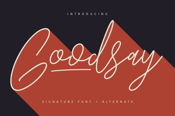 Cover Image For Goodsay Signature