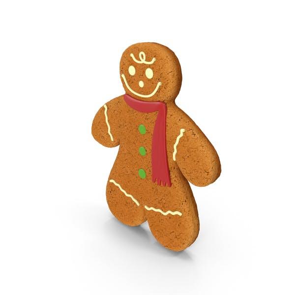 Thumbnail for Gingerbread Man