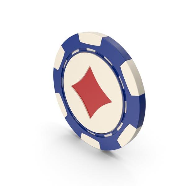 Diamonds Casino Chip