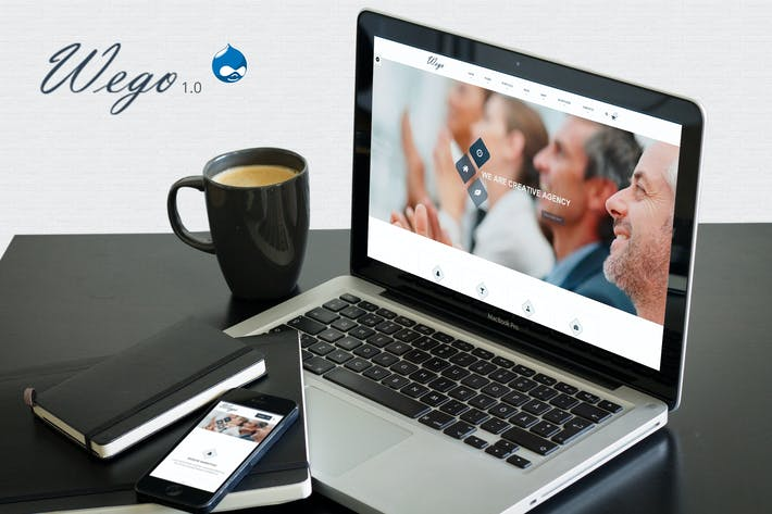 Thumbnail for Wego - Business Premium Drupal Theme